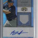 TOMMY HANSON BRAVES 2012 TRIPLE THREADS JSY/AUTO #73/99!