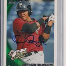 CESAR PUELLO METS 2010 TOPPS DEBUT AUTO