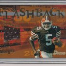 QUINCY MORGAN BROWNS 2002 BOWMAN ROOKIE FLASHBACK JERSEY