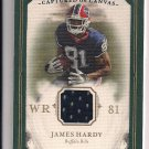 JAMES HARDY BILLS 2008 UD MASTERPIECES JERSEY