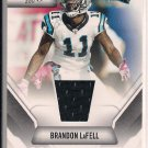 BRANDON LAFELL PANTHERS 2011 PRESTIGE ROOKIE REVIEW JERSEY