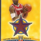 CUTINO MOBLEY MAGIC 2004 UPPER DECK ALL STAR WEEKEND JERSEY