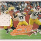 ANTWAAN RANDLE EL STEELERS 2004 FLEER SEASON CROWNS JERSEY