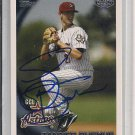 TANNER BUSHUE ASTROS 2010 TOPPS DEBUT AUTO CARD