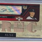 SETH SMITH ROCKIES 2008 TRIPLE THREADS RC BAT AUTO