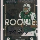 MARCUS HENRY JETS 2008 PLAYOFF CONTENDER RC JERSEY