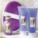 Lavender Bath Tote