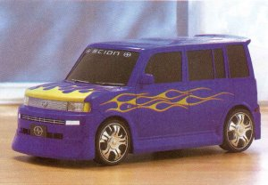 Friction Powered Scion