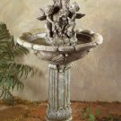 Playful Cherubim Fountain