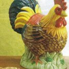 Rooster Cookie Jar NEW ITEM!
