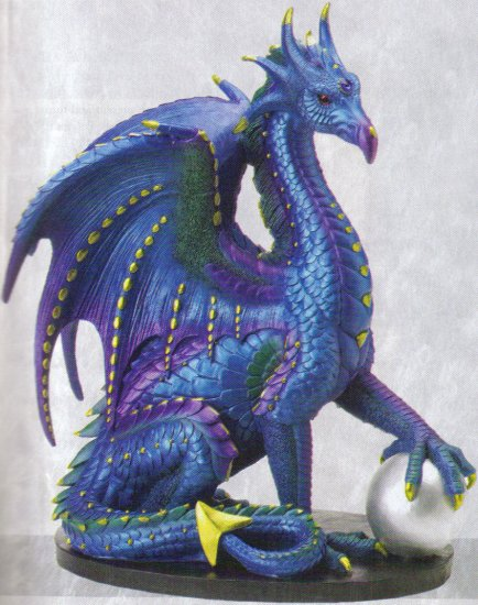 Large Blue Dragon NEW ITEM!