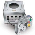 Brand New Platinum Nintendo Gamecube Console