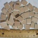 Handpainted*~MOCHA SPICE FILLERS~*50 Mosaic Tiles