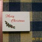 Mosaic Tiles *~MERRY CHRISTMAS PLUS*~1 LG. HM Focal
