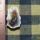 Mosaic Tiles*~PURPLE IRIS * 1 Rnd HM Kiln Fired