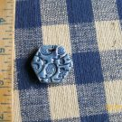 ~TWILIGHT BLUE SWIRL PENDANT*~HM Ceramic Beads/Charms