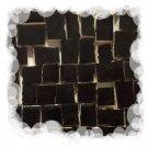 ~*SOLID BLACK~* 50+ Filler Fillers Mosaic Tiles