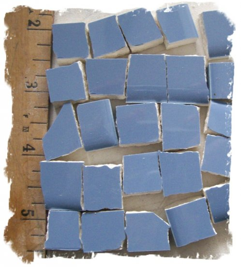 ~Pretty~*~LIGHT BLUE FILLERS*~ 50+ HP Mosaic Tiles
