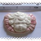 Mosaic Tiles ~ANGEL CHERUB ~1 HM Clay Kiln Fired Tile