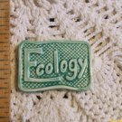 Mosaic Tile ~GREEN ECOLOGY ~1 HM Clay Kiln Fired Tiles