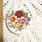 Mosaic Tiles ~*MULTI  ROSES ~1 HM Pendant - Pin  Kiln