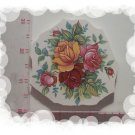 FREE SHIP *~*Rustic ~*ROSE BOUQUET~*  Mosaic 1 Lg Tiles