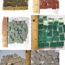 *~EMBOSSED LACE~* 75+ FILLER Mosaic Tiles- U-choose