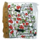 Delicious ~*STRAWBERRY CHINTZ SET*~ 50+HM Mosaic Tiles