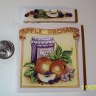 2 Mosaic Tiles ~*APPLE ORCHARD*~ FOCALS*~