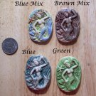 Mosaic Tiles- Pendant ~MERMAID MIX~ 1 HM U-choose