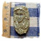 UNIQUE Blue Ridge ~LEAF LADY~1 Pendant - Mosaic Tiles