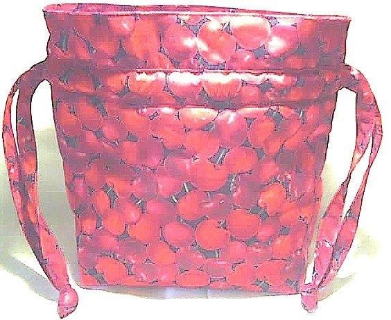 Drawstring Handbag