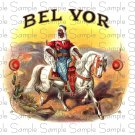 Vintage Bel Yor Digital Cigar Art Ephemera Scrapbooking Altered Art
