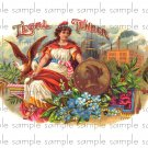 Legal Tender Vintage Digital Cigar Box Art Ephemera Scrapbooking Altered Art Decoupage