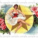 La Estela Digital Cigar Box Art Ephemera Scrapbooking Altered Art Decoupage