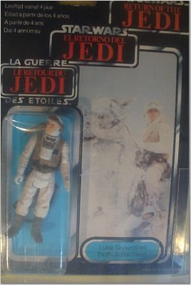 LUKE IN HOTH GEAR + CLOUD PILOT SEALED!