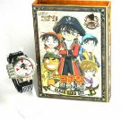 Japan Anime Detective Conan Shinichi LED Aim Watch wBox  Ref#001