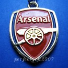 Arsenal Football FC Club Sports Colorful Necklace Pendant Free Chain