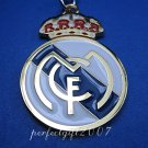 Real Madrid Football FC Club Sports Colorful Necklace Pendant Free Chain