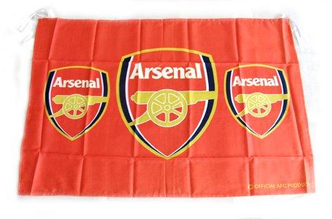 Arsenal Football Club FC Soccer Official Team Flag