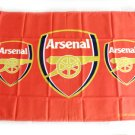 Arsenal Football Club FC Soccer Official Team Flag