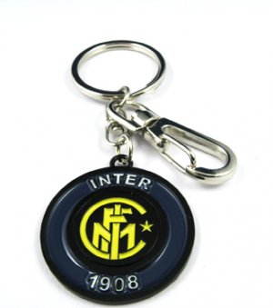 Inter Milan Football FC Sports Metal Key Chain Ring New