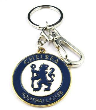 Chelsea Football FC Sports Metal Key Chain Keyring New