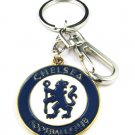 Chelsea Football FC Sports Metal Key Chain Keyring New