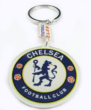 Chelsea Football FC Sports Acrylic Key Chain Keyring
