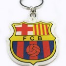 Barcelona Football FC Sports Key Chain Keyring New