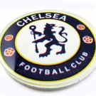 Chelsea Football FC Acrylic Brooch Pin Badge Brand New