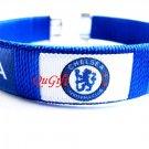 Chelsea FC Club Football Sport Colorful Adjustable Bangle Bracelet Wristband
