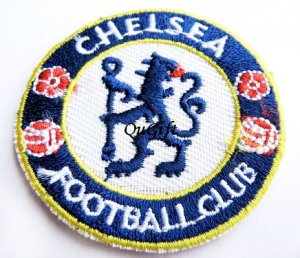 Chelsea FC Club Football Sports Pin Badge Embroidery Patch