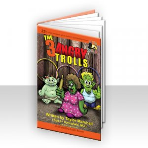 Seven Angry Trolls